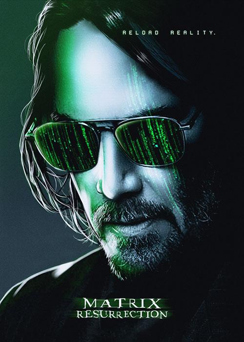 دانلود فیلم ماتریکس ۴ دوبله فارسی The Matrix 4 2021