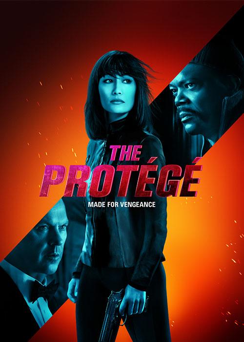دانلود فیلم اکشن محافظ The Protege 2021