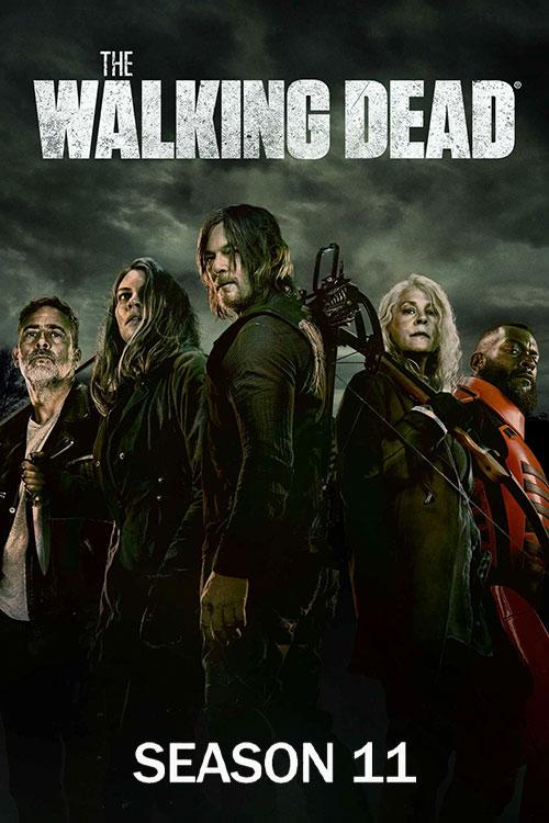 دانلود فصل یازدهم سریال مردگان متحرک The Walking Dead Season 11 2021