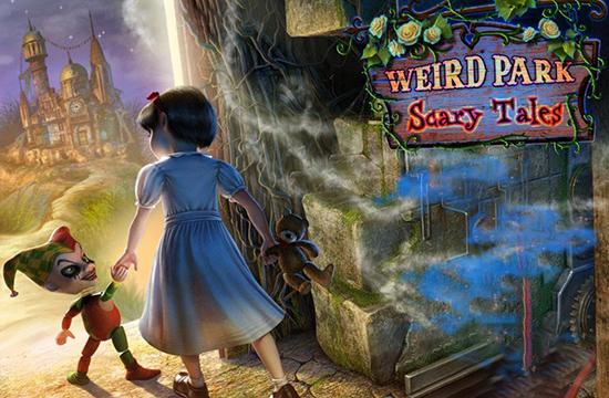دانلود بازی Weird Park 2: Scary Tales Collector's Edition