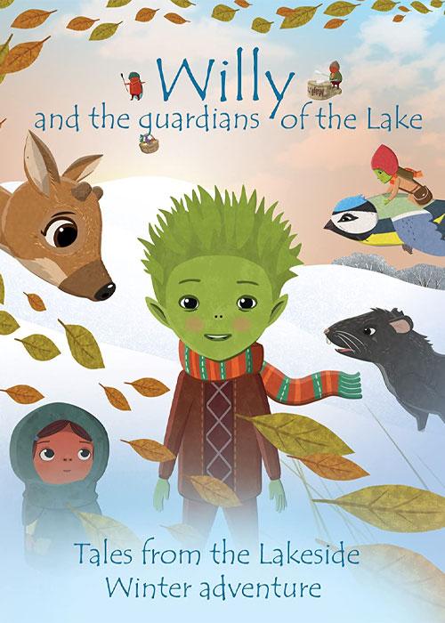 دانلود انیمیشن ویلی و نگهبانان دریاچه Willy and the Guardians of the Lake 2018
