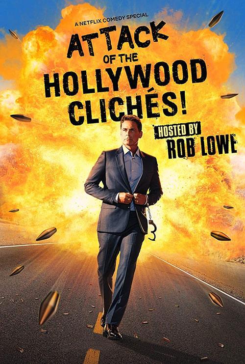 دانلود فیلم Attack of the Hollywood Cliches! 2021