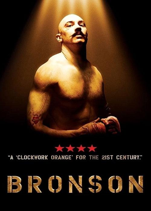 دانلود فیلم برانسون Bronson 2008