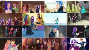 دانلود انیمیشن فرزندان: عروسی سلطنتی Descendants: The Royal Wedding 2021