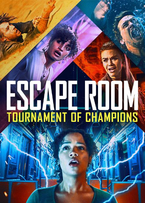 اتاق فرار: مسابقات قهرمانان Escape Room: Tournament of Champions 2021