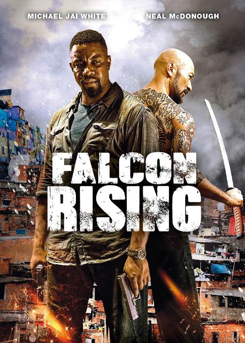دانلود فیلم قدرت شاهین Falcon Rising 2014