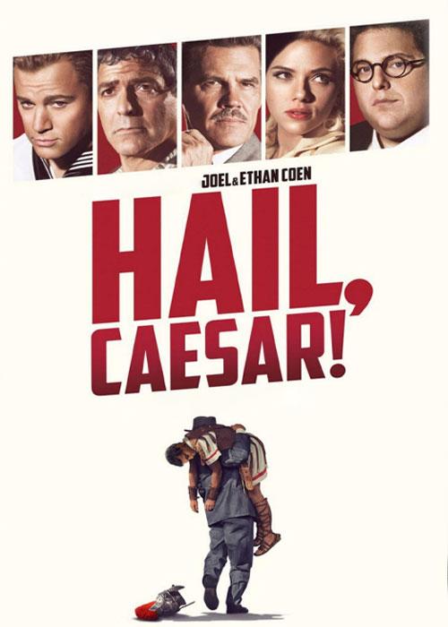 دانلود فیلم درود بر سزار! Hail, Caesar! 2016