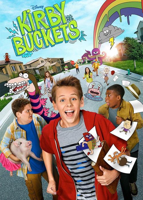 دانلود سریال کربی باکتس Kirby Buckets 2014