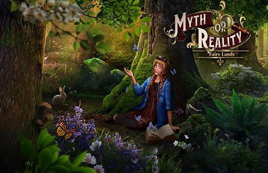 دانلود بازی Myth or Reality: Fairy Lands Collector's Edition