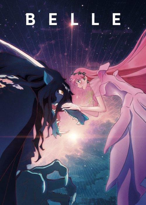 دانلود انیمه بل: اژدها و پرنسس Belle: The Dragon and the Freckled Princess 2021