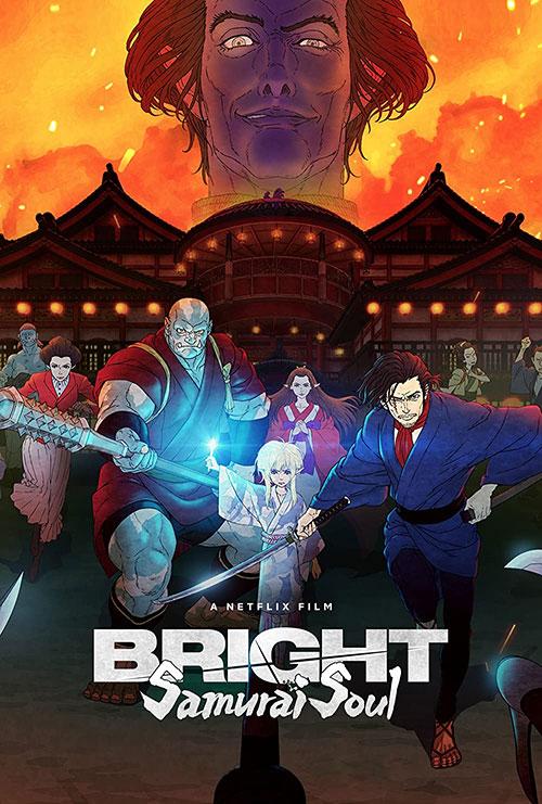 دانلود انیمه درخشان: روح سامورایی Bright: Samurai Soul 2021
