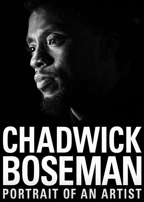 مستند چادویک بوزمن: پرتره یک هنرمند Chadwick Boseman: Portrait of an Artist 2021