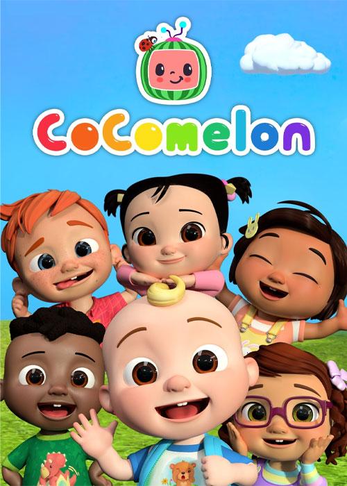 دانلود انیمیشن کوکوملون Cocomelon 2020