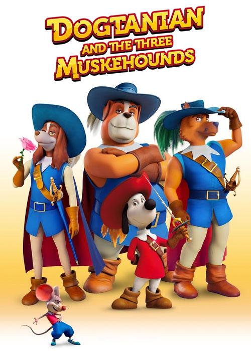 دانلود انیمیشن Dogtanian and the Three Muskehounds 2021
