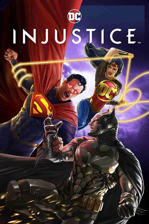 دانلود انیمیشن بی عدالتی Injustice 2021