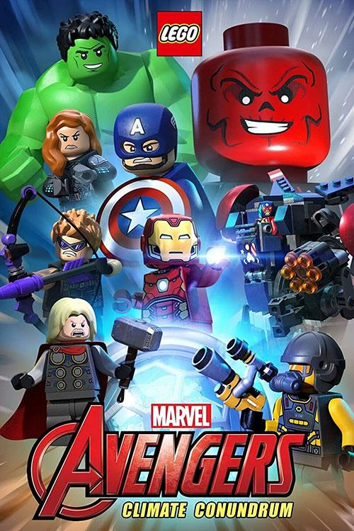 لگو مارول انتقام جویان Lego Marvel Avengers: Climate Conundrum 2020