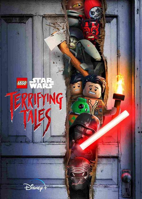 دانلود انیمیشن Lego Star Wars Terrifying Tales 2021