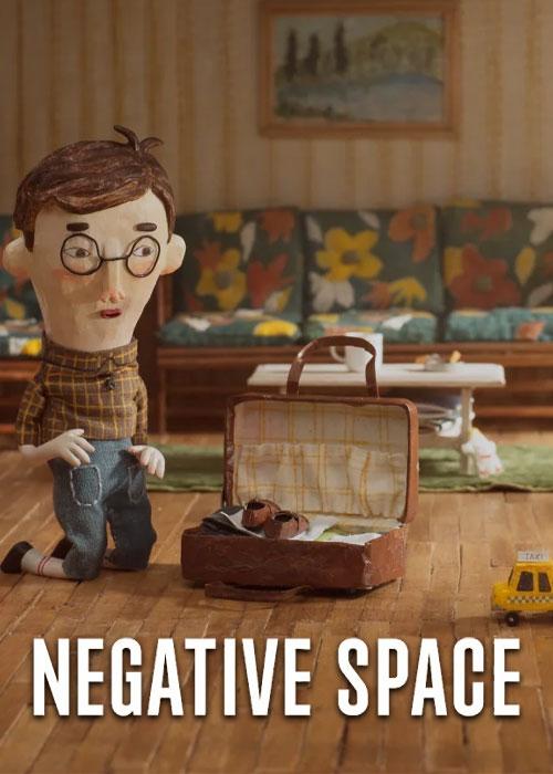 دانلود انیمیشن فضای منفی Negative Space 2017