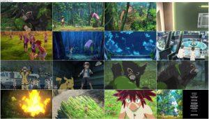 انیمیشن پوکمون: اسرار جنگل Pokemon the Movie: Secrets of the Jungle 2020
