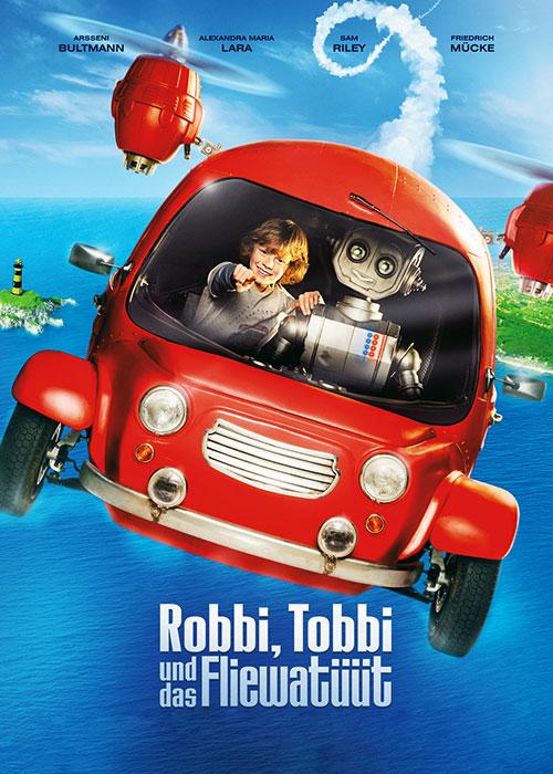 دانلود فیلم روبی، توبی و ماشین همه کاره Robbi, Tobbi und das Fliewatüüt 2016