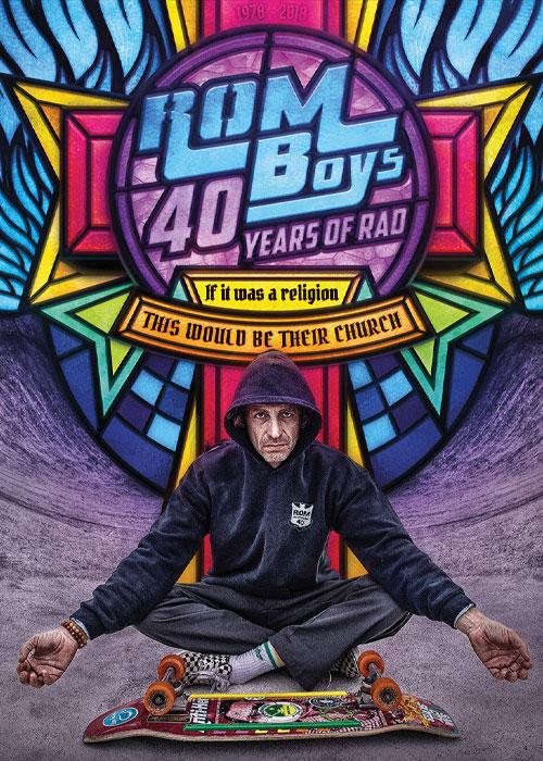 دانلود مستند پسران رم Rom Boys: 40 Years of Rad 2020
