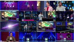 قسمت 25 شب آهنگی با حضور نیما شعبان نژاد