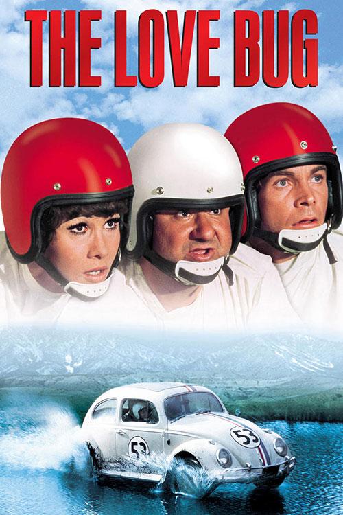 دانلود فیلم ماشین سحر آمیز دوبله فارسی The Love Bug 1968