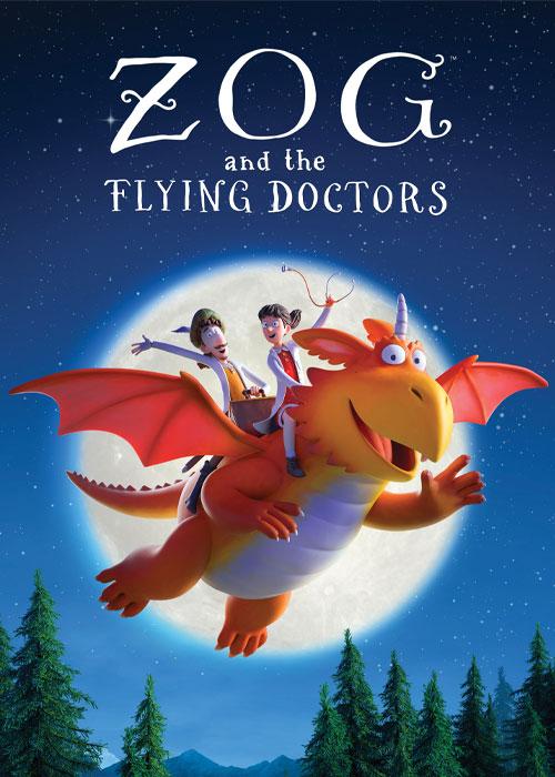 دانلود انیمیشن Zog and the Flying Doctors 2020